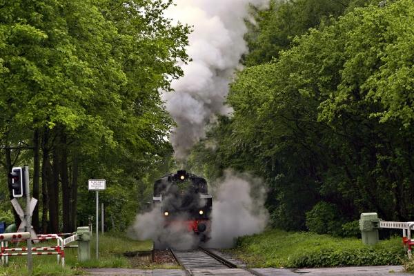 fumaca trem veiculo transporte luz historico