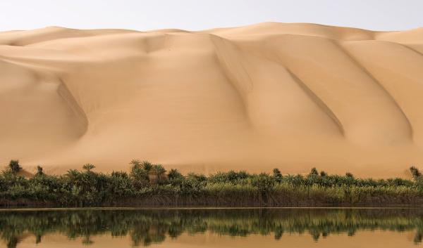 lago gabrun libia