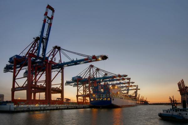 predoehlkai porto de hamburgo