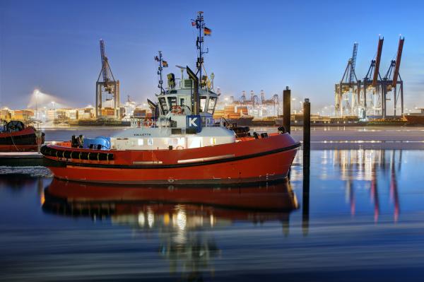 porto de hamburgo neumuehlen
