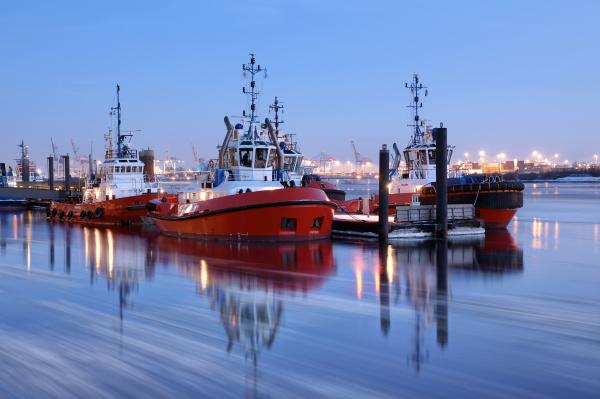 porto, de, hamburgo, -, esperando, no - 8557826
