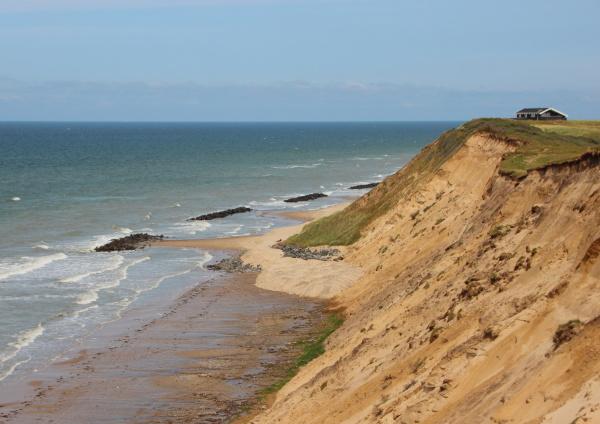 horizonte agua mar do norte agua