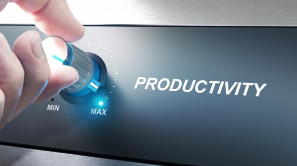 gestao e melhoria da produtividade