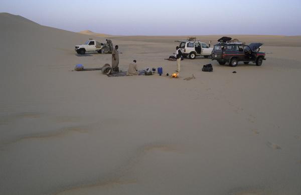 pessoas povo homem horizonte deserto solo