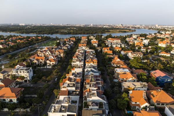 uma vista sobre o distrito 2
