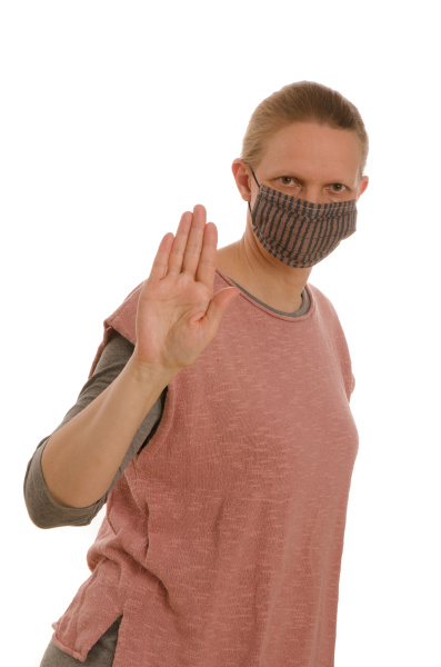 schutzmaske grippe corona covid19 krank infektion