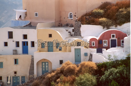 location in oia