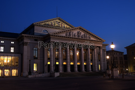 teatro nacional de munique
