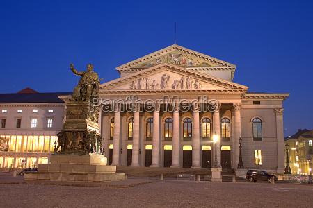 Ópera, estatal, de, munique - 218922