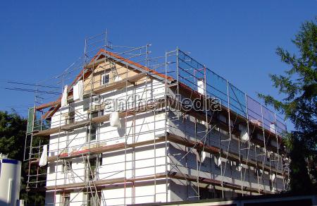 casa construcao artesao edificio residencial janela
