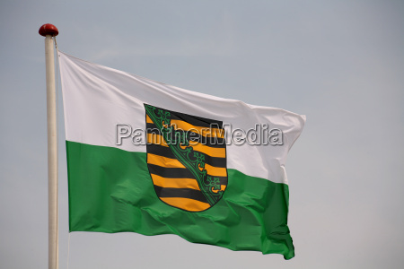 bandeira saxonia mastro alemao mastro de