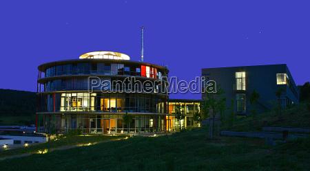 noite estilo de construcao arquitetura instituto