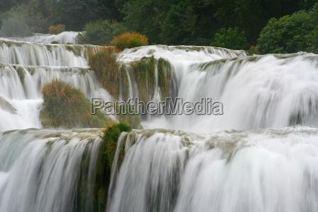 parque nacional cachoeira filtro croacia cachoeiras