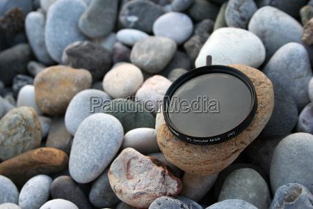pedra praia beira mar da praia