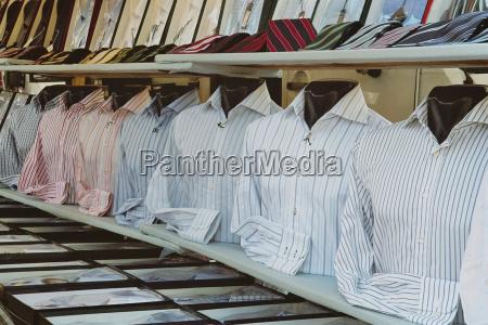 listrado serie linha camisa venda frisado