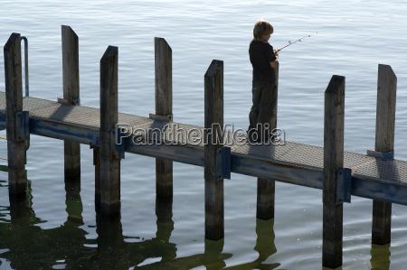 pequeno, pescador - 499355