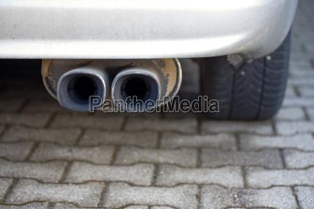 fumaca close up conduzir trafego carro
