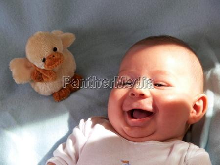 o bebe de riso