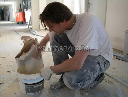 misture drywall quando putz