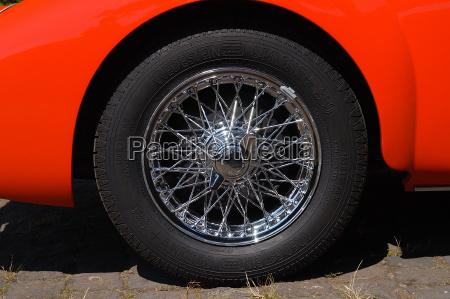 magnEsio pneus vintage