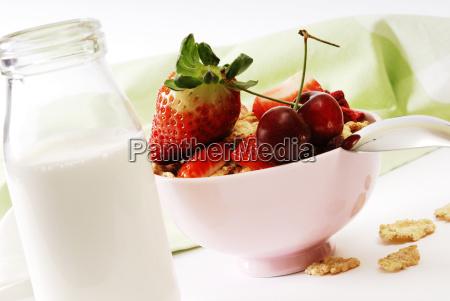 pequeno-almoço, saudável - 1077333