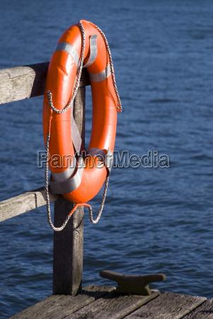 anel madeira maritimo ponte cinto salva