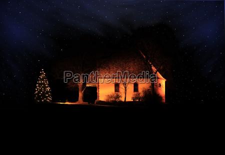 igreja capela ceu estrelado construcao edificios
