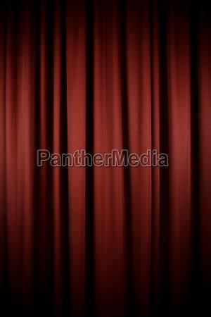 mostrar apresentacao diversao teatro cortina vermelho