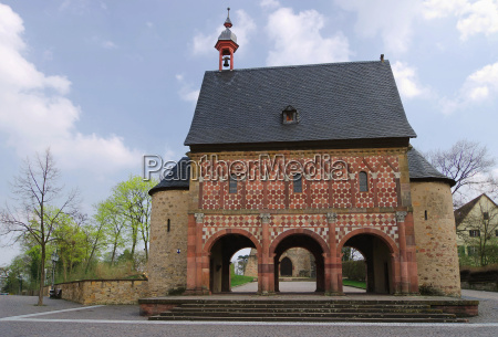 alemanha mosteiro patrimonio cultural mundial monastico