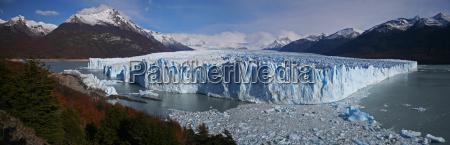 parque nacional argentina geleira gigantesco
