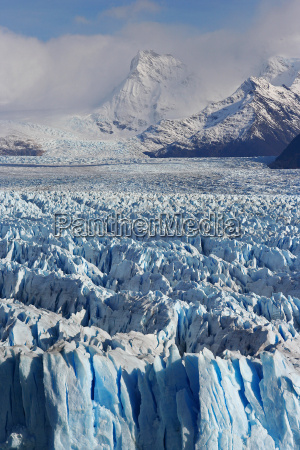 gelo argentina geleira neve