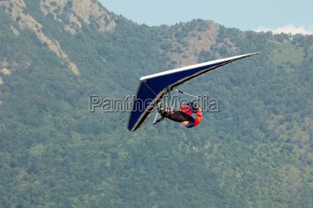 pessoas povo homem trafego gliding planador