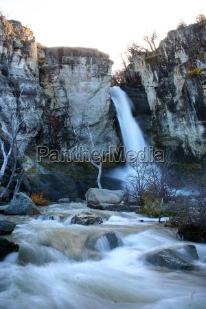 ribeiro cachoeira argentina queda caso agua