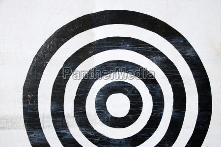 alvo de bullseye
