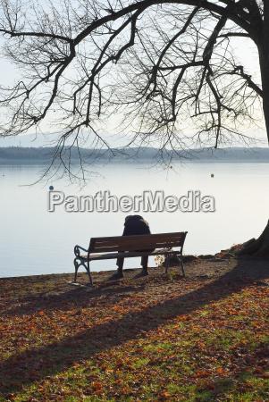 homem solitario