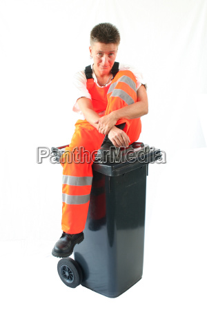 gaze lixo tonelada coleta de lixo