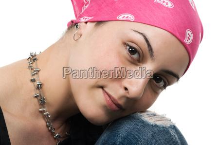 sobrevivente do cancro da mama