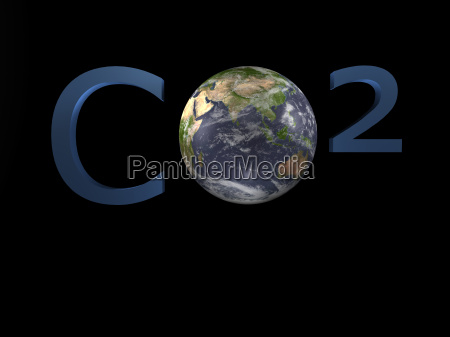 a mudanca climatica co2