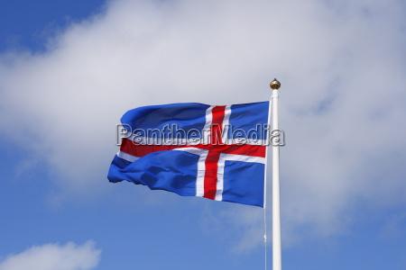 bandeira nacional islandia