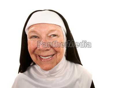 freira engracada