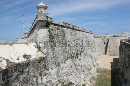 fortaleza cuba fortificacao armas
