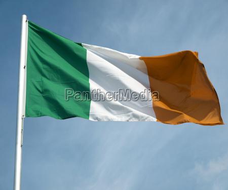 bandeira tomada irlanda klinken irlandes