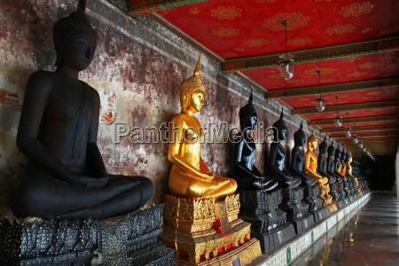 religiao templo buda tailandia bangkok budismo