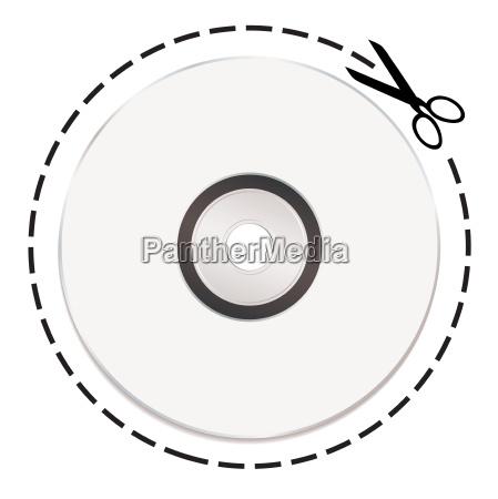 musica disco cd registro audio harmonia