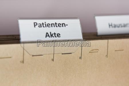 saude reforma informacao arquivo paciente fundos