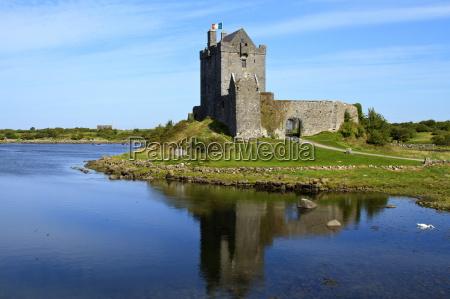 irlanda castelo idade media