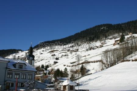 inverno suica velho