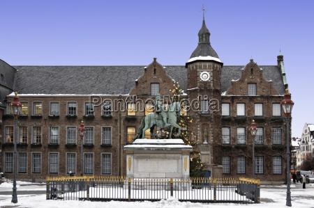 prefeitura de duesseldorf
