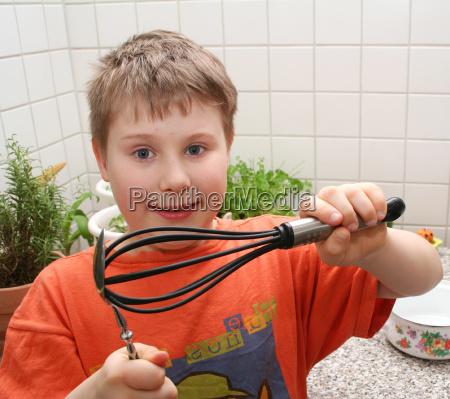 cozinha cozinheiros cozinhar meninos caras batedeira