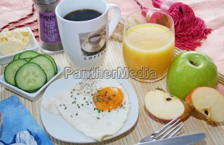 refeicao alimento ovo ovo frito lanche